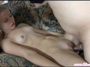 Asian babe alina gets a surprise sex pov 7